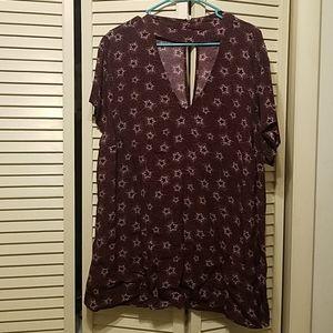 Torrid Size 2 Short Sleeve Top